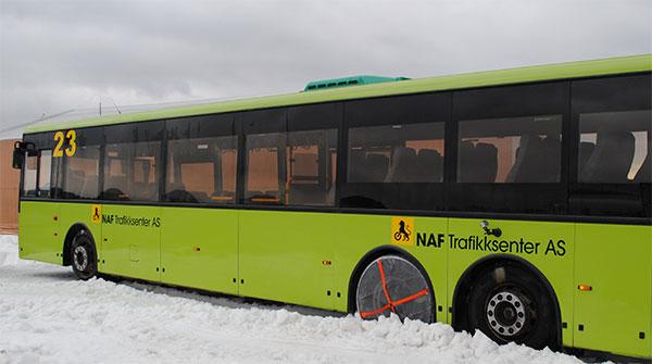 Autosock buss